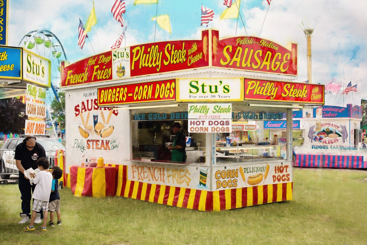 Equipment and Supplies for Successful Food Concessions