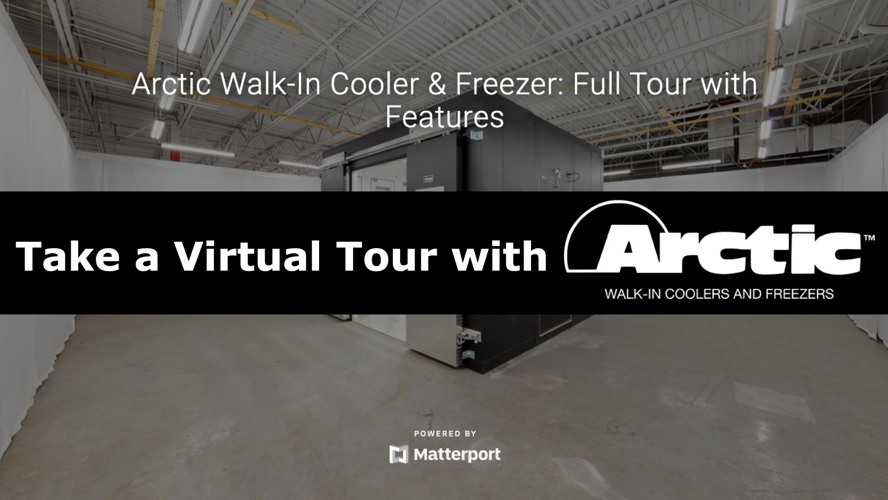 Arctic Walk-in Refrigerator
